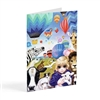 Margaret Keane Greeting Card - Who Says Animals Can't Fly