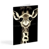 Margaret Keane Greeting Card - My Tall Friend