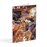 Margaret Keane Greeting Card - The Great Adventure