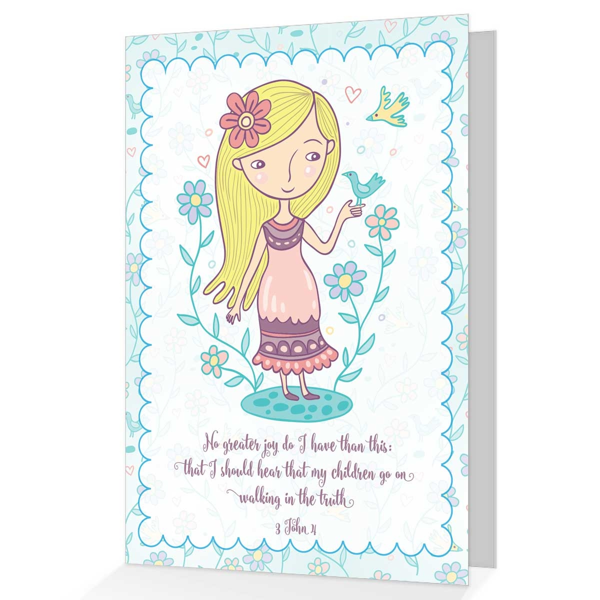 Commendation Greeting Card Jw Theocratic Goal Greeting Card