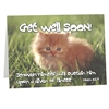 Get Well biblical greeting card base on Psalm 41:3