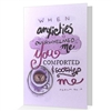 Biblical & Scriptural Encouragement- JW Greeting Card