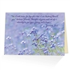 Thoughts of Peace' Biblical Greeting & Encouragement Card