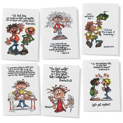 Assortment of Friendship Greeting Cards