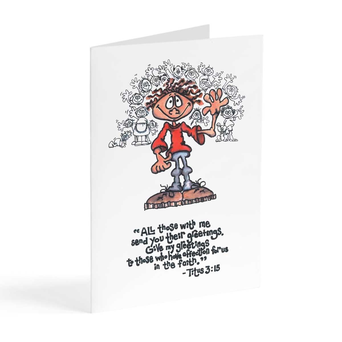 Friendship package jw friendship greeting card set retail m4hsunfo