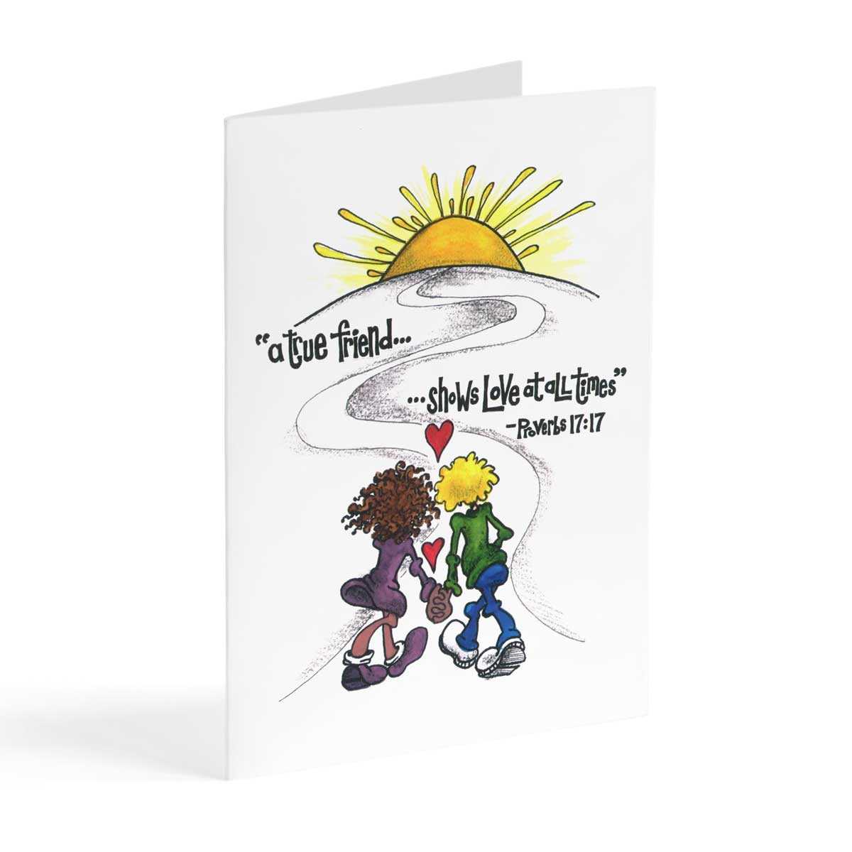 Friendship Package Jw Friendship Greeting Card Set