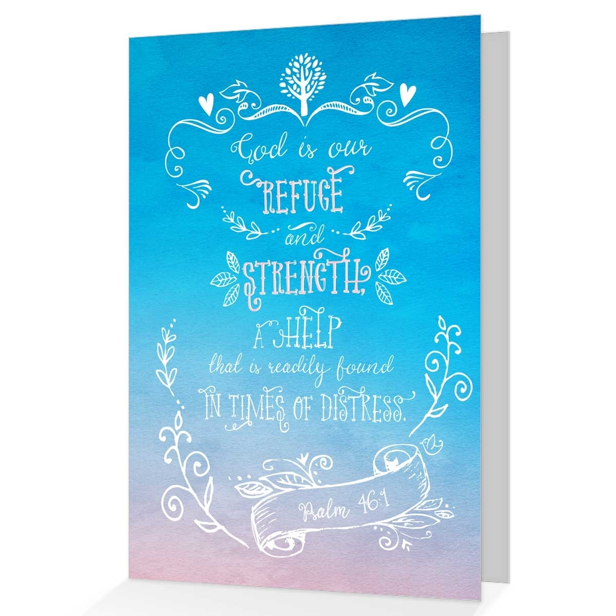 Comfort Pack Assorted Encouraging Greeting Cards Jw Gifts