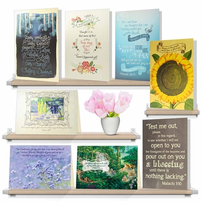 Assortment of Bible Greeting Cards