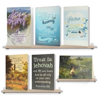 Variety of Theocratic Greeting Cards