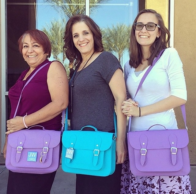 The 'Sophia Bag' Preaching Tote for Girls (and Moms too!)