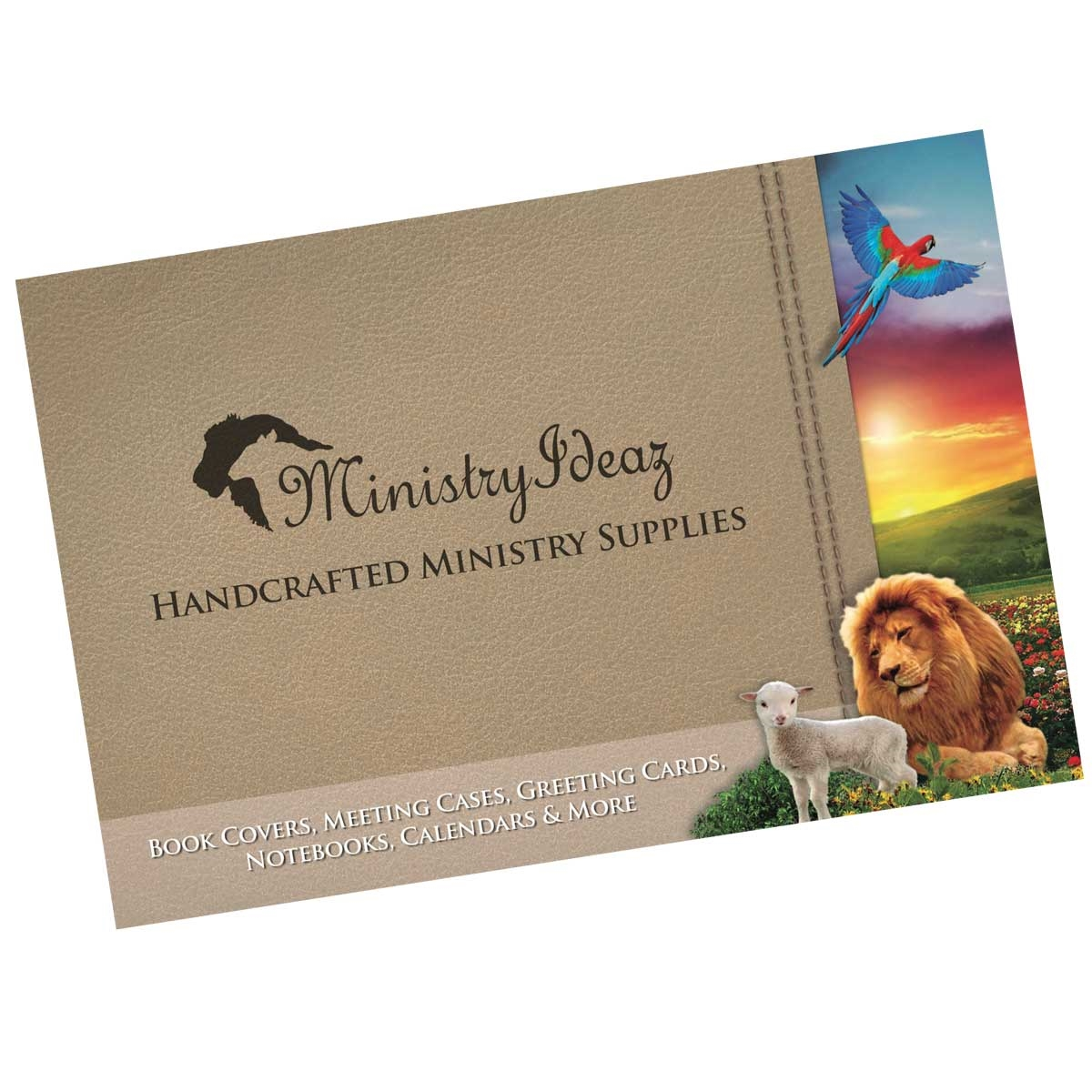 Ministry Ideaz full-color 48-page catalog