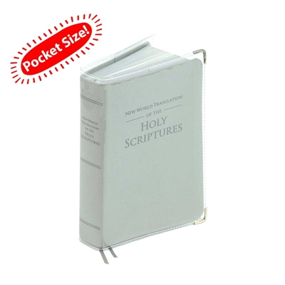 Clear Vinyl Pocket Bible Covers & Protectors | JW Supplies