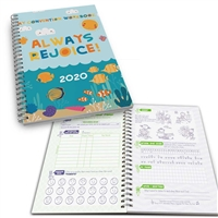 Spiral Convention Activity Notebook for JW Kids