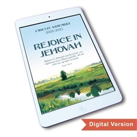 "COMING SOON! DOWNLOADABLE 2020/2021 - Note Takers for - ""Make Jehovah's Heart Rejoice!"" or ""Rejoice In Jehovah"" - CIRCUIT Assemblies"