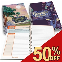 Regional Convention Notebook/Note Taker- JW Supplies