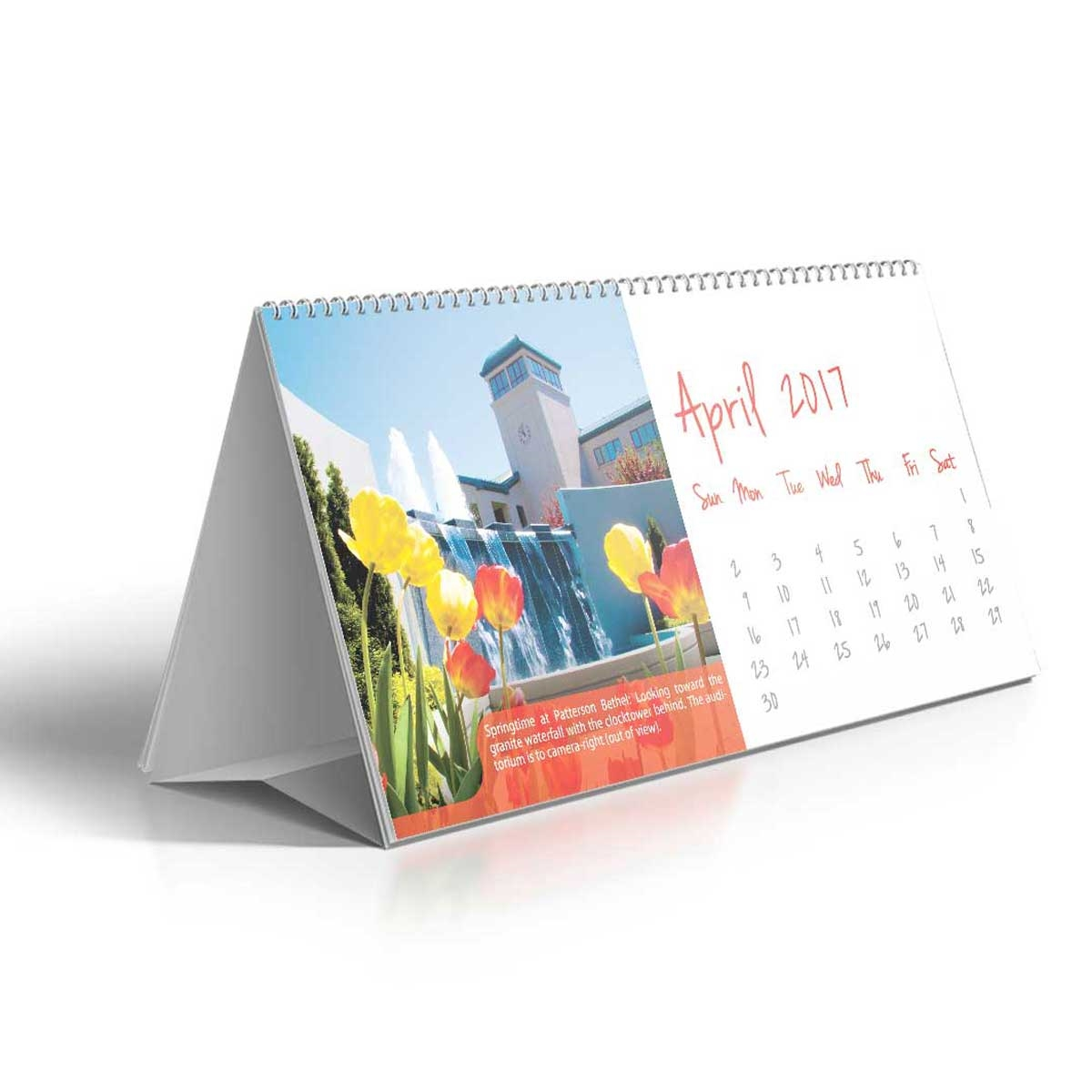 Table Calendar 2016 : Jehovah s witness desk calendar jw