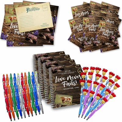 2019 convention gift pack for Jehovah's Witnesses