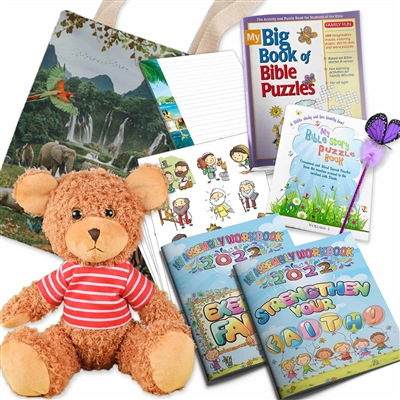 Bundle of fun stuff for kids