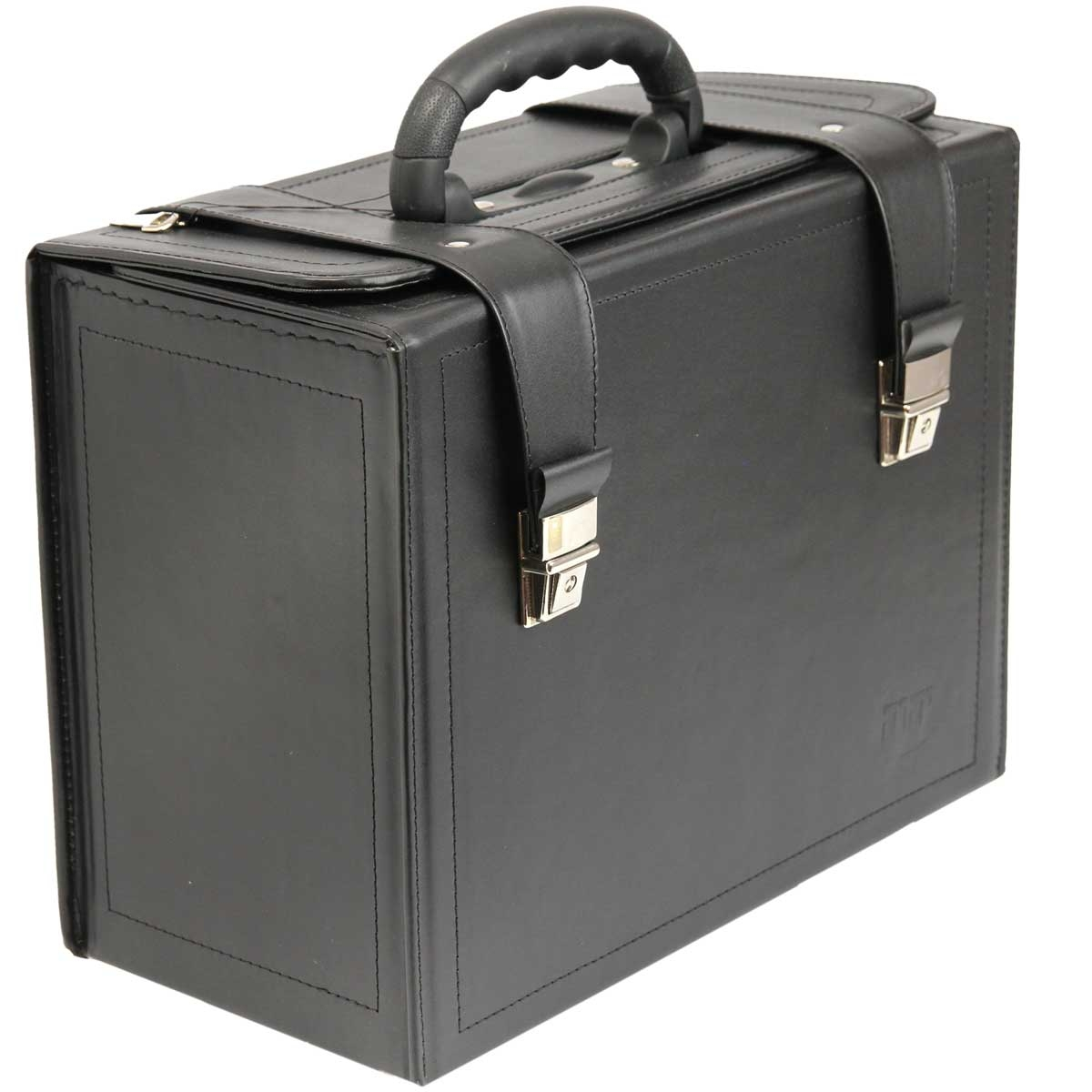 Large Doctor's Briefcase - JW Meeting Book Bag for Men