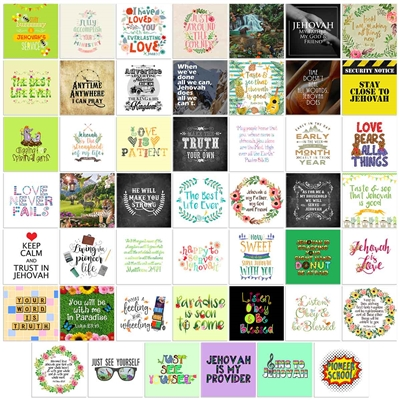 35 Fun fridge magnets for Jehovah's Witnesses