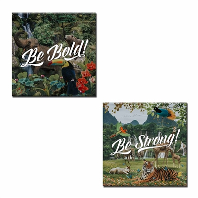 2019 assembly fridge magnet for Jehovah's Witnesses Features the 2019 assembly themes