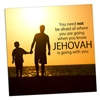 Encouraging fridge magnets for Jehovah's Witnesses
