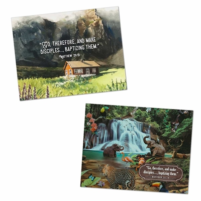 2020 Yeartext fridge magnet for Jehovah's Witnesses Features the 2020 yeartext