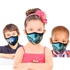 KID'S Reusable Protective Face Masks - Ages 5 to 12