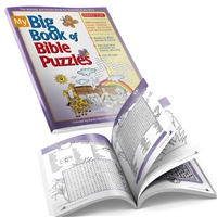 Bible Word Puzzle Book for JW children