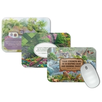 Mousepad for Jehovah's Witnesses Features the 2021 yeartext