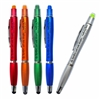 Pens for Letter Writing - *3-in-1* 'No Bleed' Highlighter/ Stylus/ Pen featuring Matthew 28:19