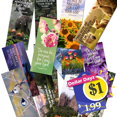 Bible Reading Schedule bookmark for 2019 Set of 8 Features the 2019 yeartext