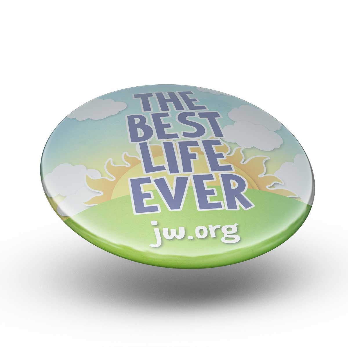 JW org Pinback Buttons with