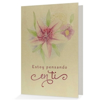 'Thinking of You' - Scriptural Sympathy Card