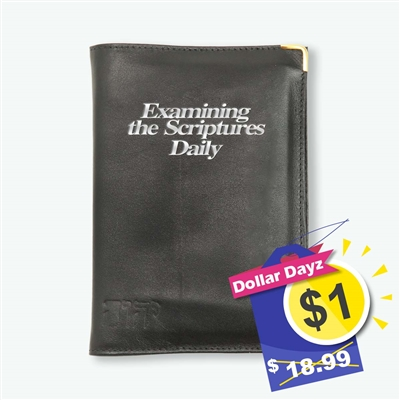"Classic Slip-on Cover for ""Examining the Scriptures Daily"""