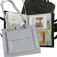 Magazine and Tract Tote for Jehovah's Witnesses