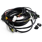 Baja Designs Squadron/S2 Wire Harness-3 light max 325 watts