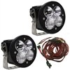 Baja Designs XL-R Racer Edition LED Pair with Harness