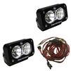 Baja Designs S2 Racer Edition LED Pair with Harness