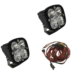 Baja Designs Squadron Racer Edition LED Pair with Harness
