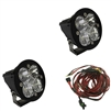 Baja Designs Squadron-R Racer Edition LED Pair with Harness