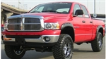 Bushwacker Dodge Pocket Style Fender Flare