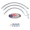 "Crown Extended Brake Line Kit 01-04 Ford Super Duty 4""-6"" Lift"