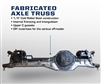 Carli - 03-12 Dodge Front Axle Truss