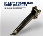 Carli Suspension Dodge Track Bar Drop Bracket