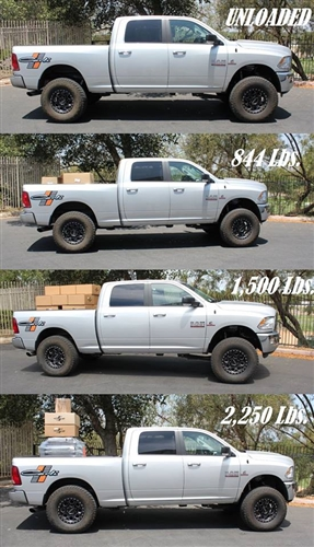 Turbo 350 Transmission Specs >> Carli Suspension Back Country System - 2014+ Ram 2500 Diesel