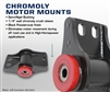 Carli Suspension Chromoly Motor Mounts