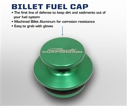 Carli Billet Fuel Cap