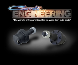 Carli Suspension Lower Ball Joints