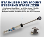 Carli Suspension - Dodge Ram Low Mount Steering Stabilizer 2014 +